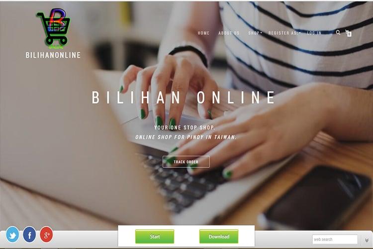 website-bilihanonline